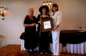 Woman's Club Recognizes PGC Woman of the Year, Addie Travers