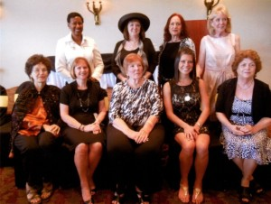 Woman's Club Woman of the Year Ceremony